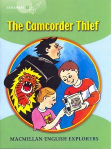 Image for Explorers: 3 The Camcorder Thief