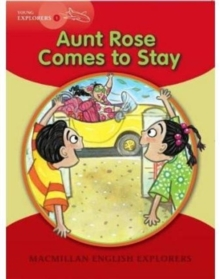 Image for Young Explorers 1 Aunt Rose Comes to Stay Big Book