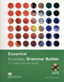 Image for Essential business grammar builder