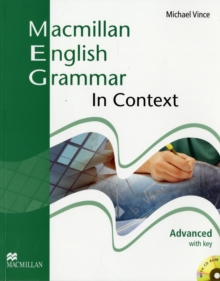 Image for Macmillan English grammar in context: Advanced