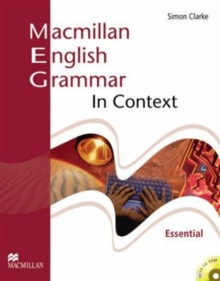 Image for Macmillan English grammar in context: Essential