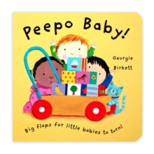 Image for Peepo baby!  : big flaps for little babies to turn!