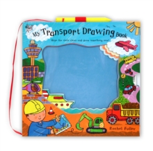 Image for Mini Magic Drawing Books: My Transport Drawing Book