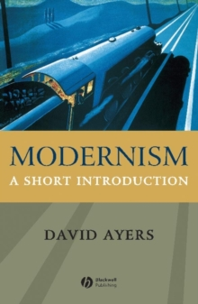 Image for Modernism  : a short introduction