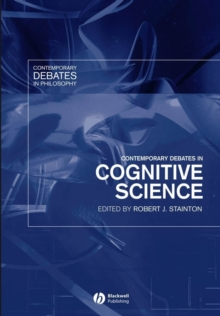 Image for Contemporary debates in cognitive science