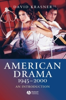 Image for American drama 1945-2000  : an introduction