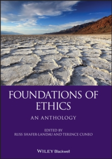 Image for Foundations of ethics  : an anthology