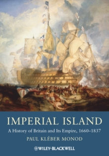 Image for Imperial island  : a history of Britain and its empire, 1660-1837