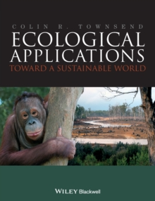 Image for Ecological applications  : toward a sustainable world