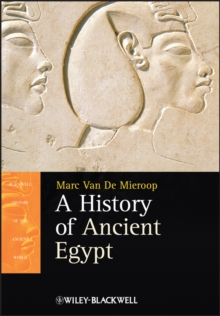 Image for A history of ancient Egypt