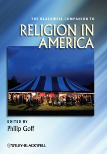 Image for The Blackwell companion to religion in America
