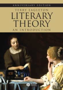 Image for Literary theory  : an introduction