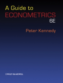 Image for A guide to econometrics