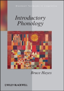 Image for Introductory phonology