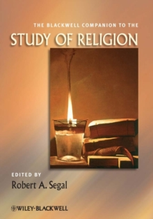 Image for The Blackwell companion to the study of religion