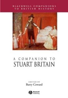 Image for A companion to Stuart Britain