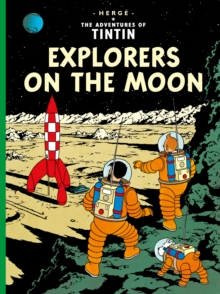 Image for Explorers on the moon