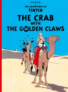 Image for The Crab with the Golden Claws