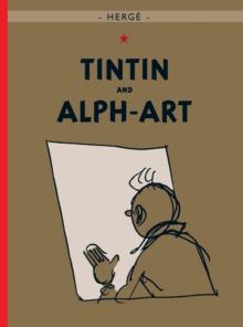 Image for Tintin and alph-art  : Tintin's last adventure