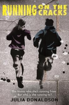 Image for Running on the cracks