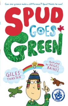 Image for Spud goes green