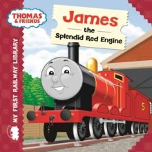 Image for James the splendid red engine