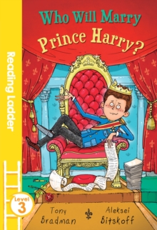 Image for Who will marry Prince Harry?