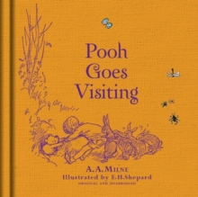 Image for Pooh goes visiting