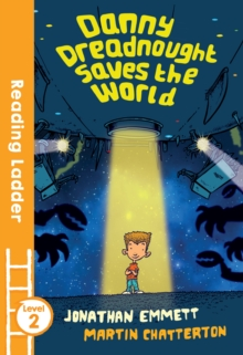 Image for Danny Dreadnought saves the world