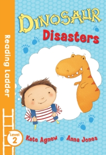 Image for Dinosaur disasters