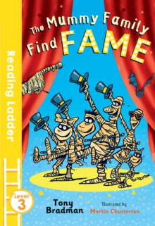 Image for The mummy family find fame