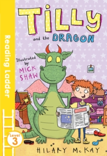 Image for Tilly and the dragon