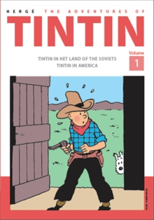 Image for The adventures of TintinVolume 1