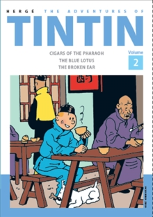 Image for The adventures of TintinVolume 2