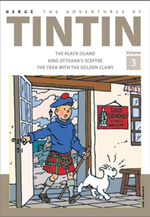 Image for The adventures of TintinVolume 3