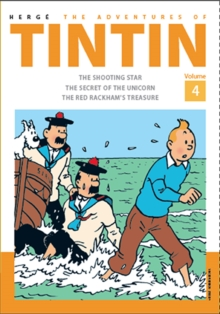 Image for The adventures of TintinVolume 4