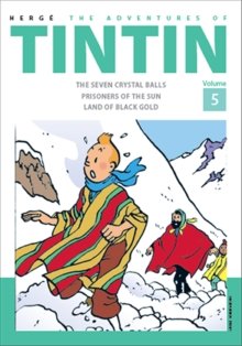 Image for The adventures of TintinVolume 5