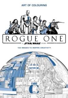 Image for Star Wars Rogue One: Art of Colouring