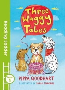 Image for Three waggy tales