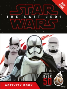 Image for Star Wars The Last Jedi Activity Book with Stickers