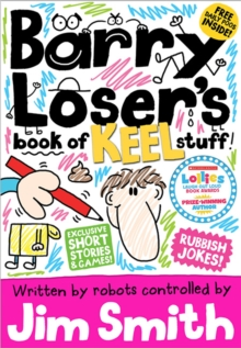 Image for Barry Loser's book of keel stuff