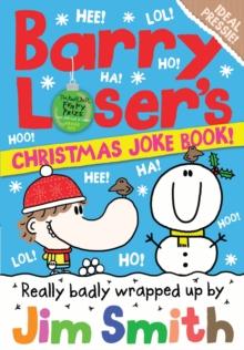 Image for Barry Loser's Christmas joke book