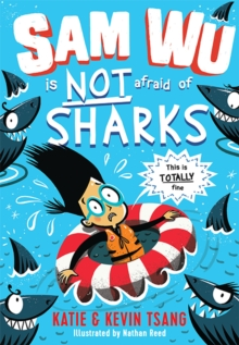 Image for Sam Wu is NOT afraid of sharks