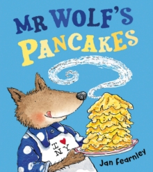 Image for Mr Wolf's pancakes