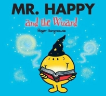 Image for Mr Happy and the wizard