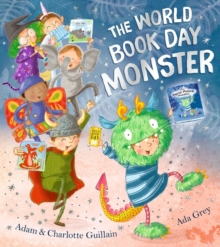 Image for The World Book Day monster