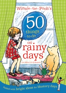 Image for Winnie-the-Pooh's 50 Things to do on rainy days