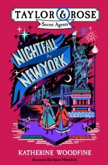 Nightfall in New York - Woodfine, Katherine