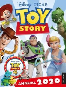 Disney Pixar Toy Story Annual 2020