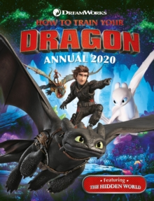 How to Train Your Dragon Annual 2020 - UK, Egmont Publishing